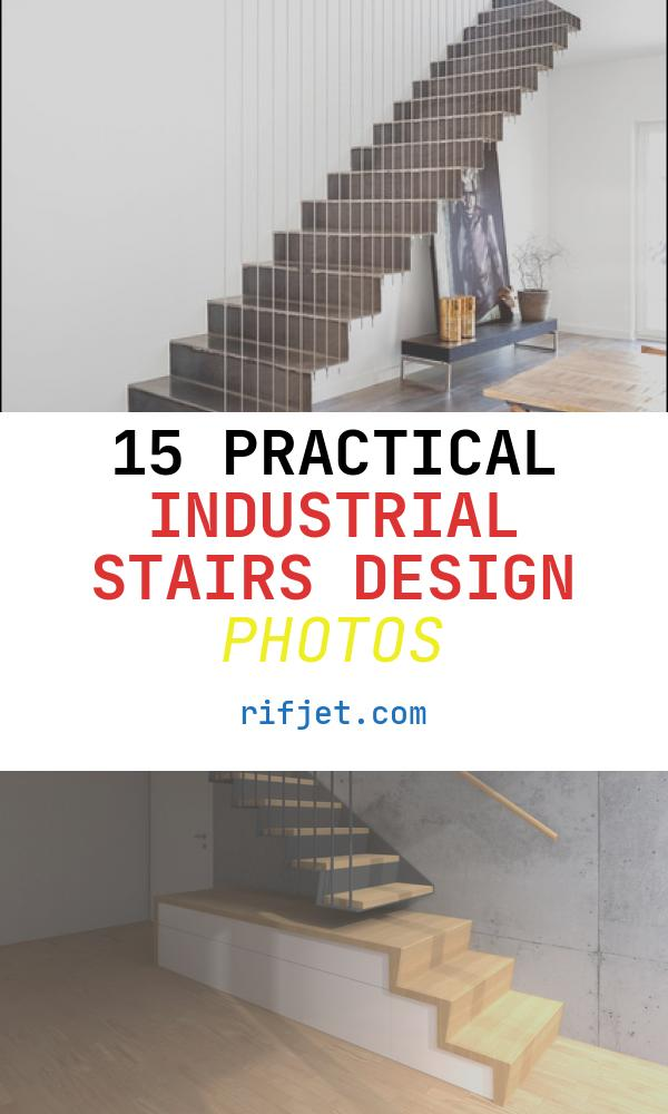 Industrial Stairs Design New 15 Prodigious Industrial Staircase Designs You Ll Fall for