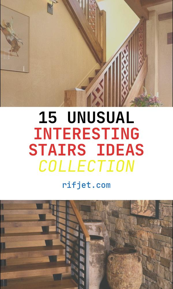 Interesting Stairs Ideas Inspirational 50 Amazing and Unique Staircase Design Ideas