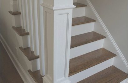 Interior Stairs Renovation Best Of whole House Renovation Project Traditional Staircase