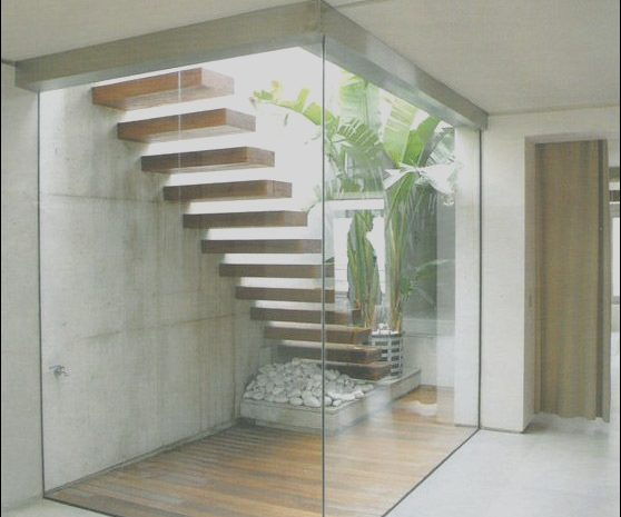 9 Simple Interior Stairs to Basement Photography