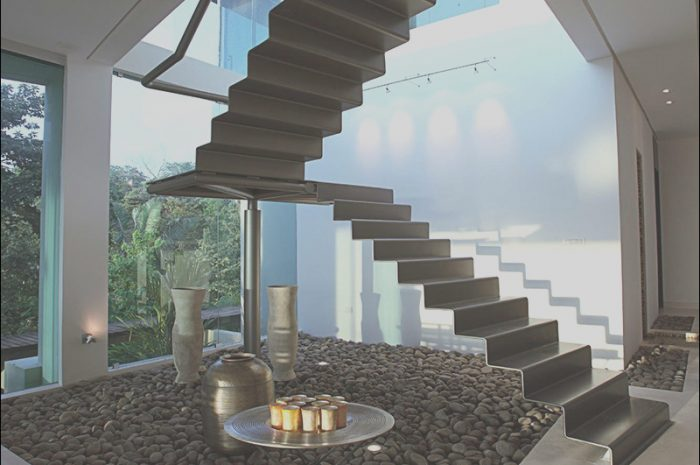 14 Complete Interior Stairs without Railing Gallery