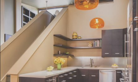 Kitchen Design with Stairs Lovely 17 Small Under Stairs Kitchen Design Ideas Decor Units