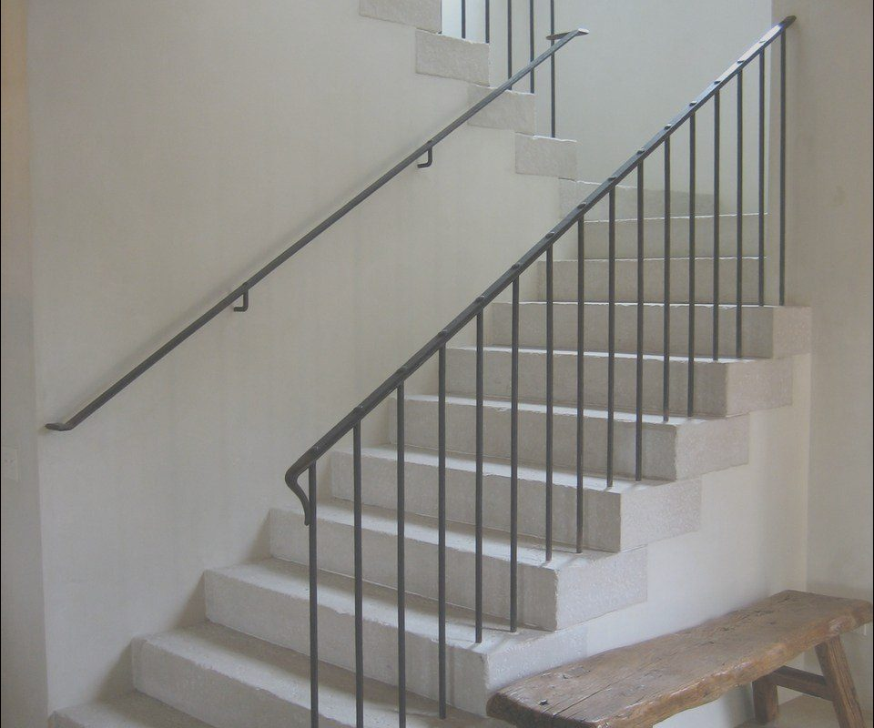 Metal Handrails for Stairs Interior Awesome Pedernales
