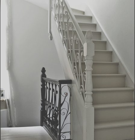 8 Fancy Modern Grey Stairs Collection