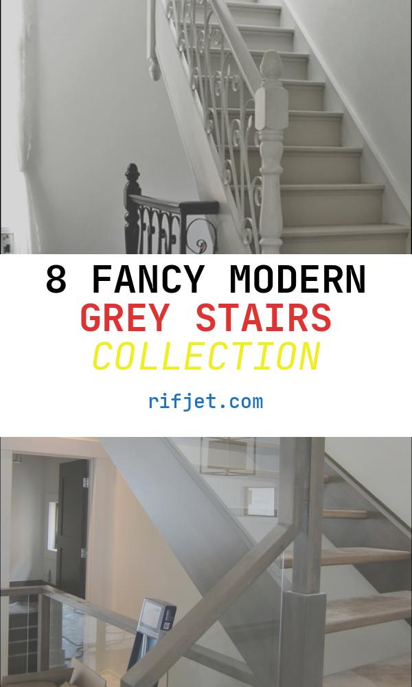 Modern Grey Stairs Luxury Modern Country Style Modern Country Edwardian House tour