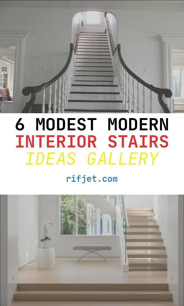 Modern Interior Stairs Ideas Awesome Modern Interior Stairs and Staircase Design Ideas and Trends