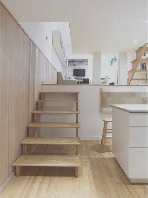 Modern Stairs for Small House Unique Inspirational Split Level Interior Decoration for Elegant