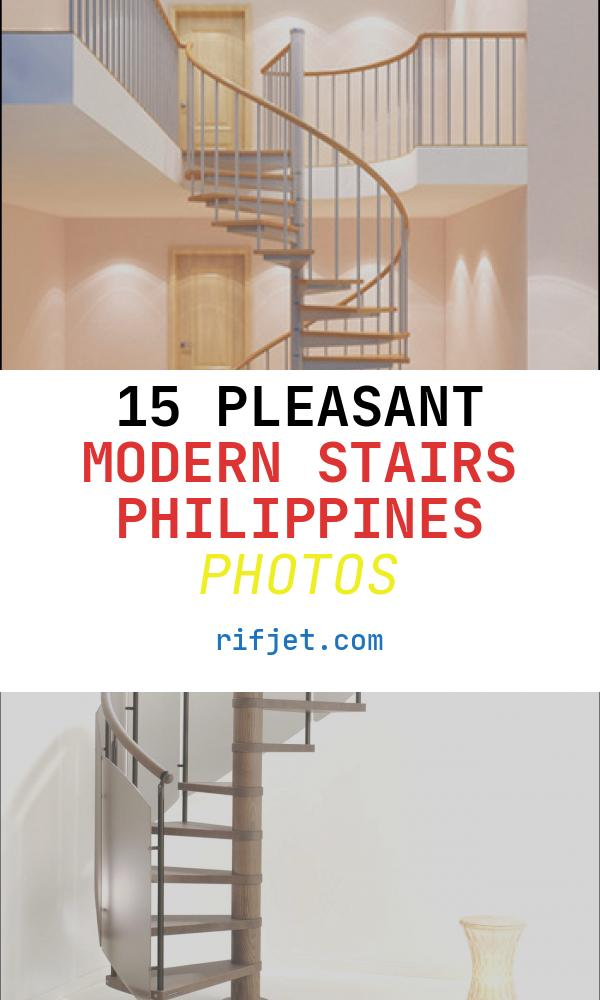 15 Pleasant Modern Stairs Philippines Photos