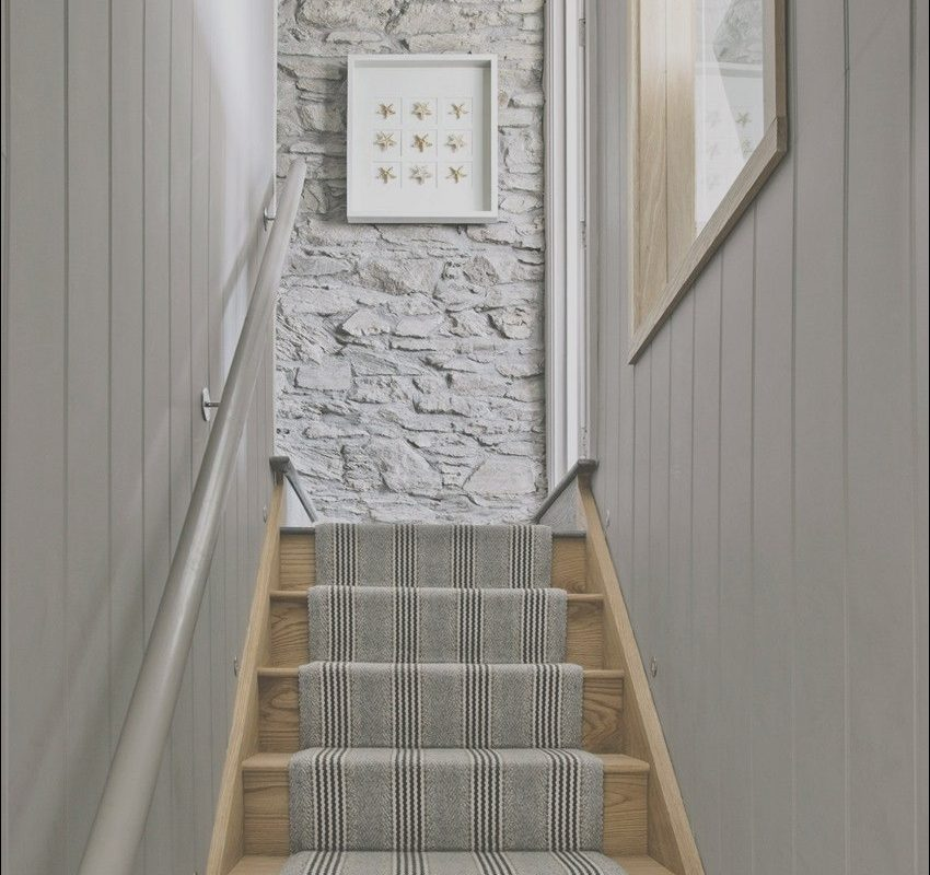 Narrow Hall Stairs and Landing Ideas Luxury Smarten Up A Hallway with A Tailored Stair Runner This
