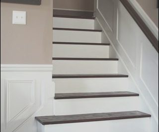 No Carpet On Stairs Ideas Inspirational Love the Idea Of No Carpet to Vacuum On the Stairs