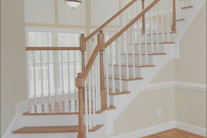 8 Acceptable Oak Handrails for Stairs Interior Stock