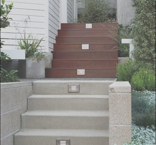 14 Quoet Outdoor Stairs Modern Photos