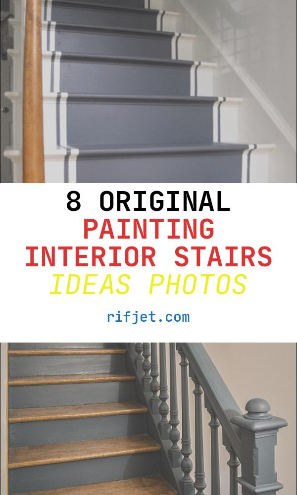 Painting Interior Stairs Ideas Inspirational ≫21 attractive Painted Stairs Ideas