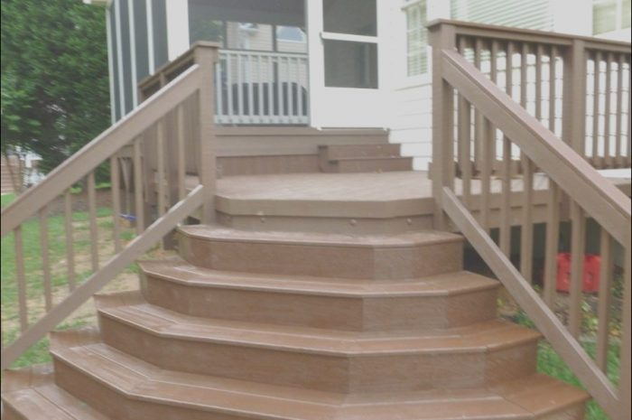 12 Beautiful Porch Stairs Design Photos
