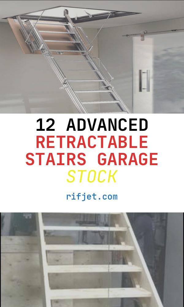 Retractable Stairs Garage Elegant Retractable Stairs Design Retractable Garage Stairs Fold