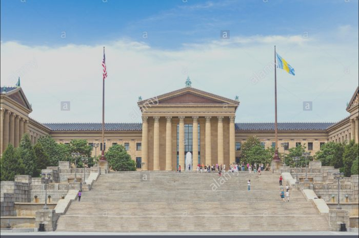 11 Beautiful Rocky Steps Parking Image