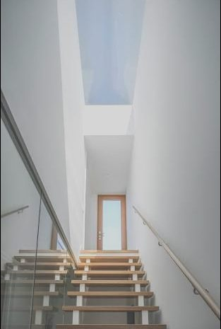 8 Modest Roof Lights Over Stairs Image
