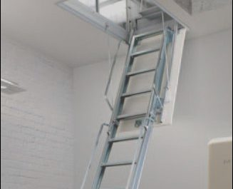 Roof Terrace Access Stairs Luxury Roof Terrace Loft Ladders From Stair solutions