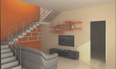 Sofa Under Stairs Inspirational Utilizing Space Under Stairs with Grey sofa for