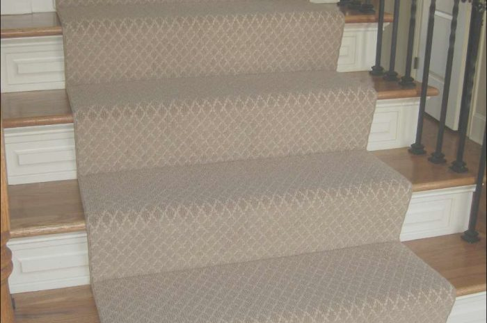 13 Outstanding Stairs Carpet Runner Ideas Image