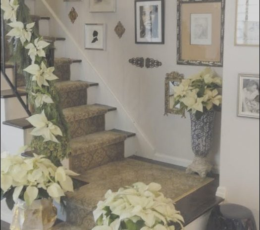 6 Pretty Stairs Decoration Ideas Images