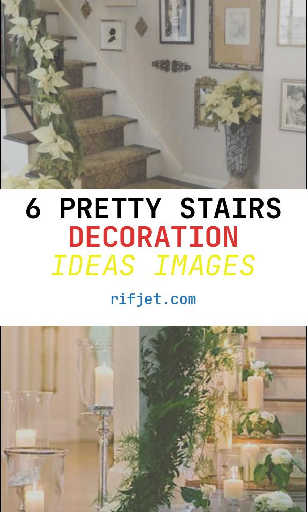 Stairs Decoration Ideas Awesome 100 Awesome Christmas Stairs Decoration Ideas Digsdigs