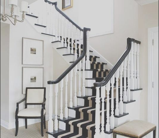 8 Pleasing Stairs Design Black and White Photos