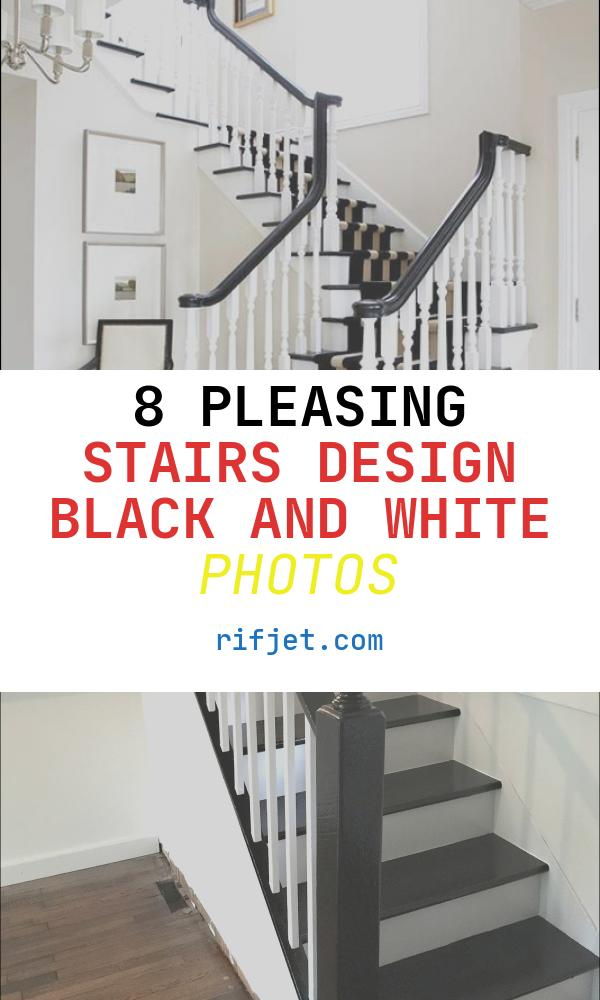 Stairs Design Black and White Fresh Staircase Design Ideas