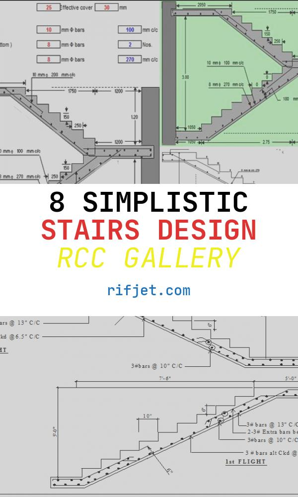 8 Simplistic Stairs Design Rcc Gallery