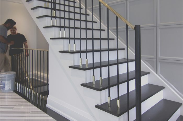 14 Acceptable Stairs Design with Marble Photos