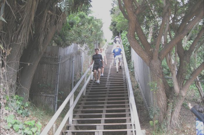 8 Present Stairs Hike Los Angeles Photos