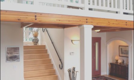 Stairs Ideas for Loft Lovely Entry and Stairs to Loft Traditional Staircase