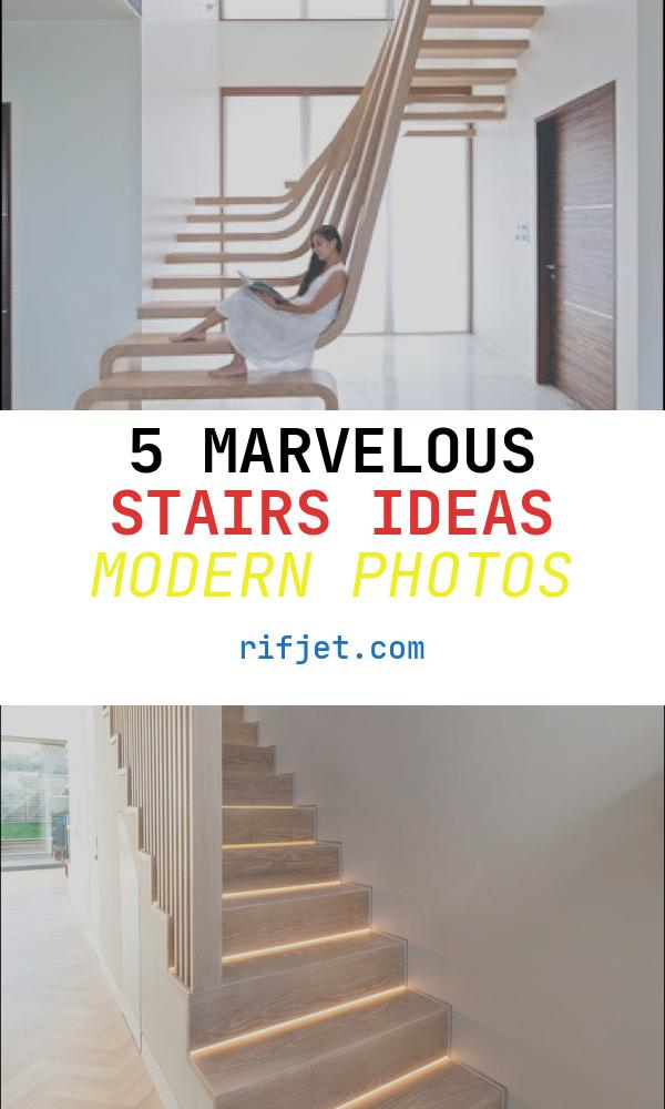 5 Marvelous Stairs Ideas Modern Photos