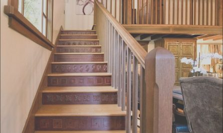 Stairs Ideas Wooden Awesome Carved Wood Stair Risers Stair Ideas Stamped Leather
