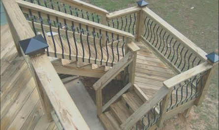 Stairs Landing Design Beautiful How to Build Deck Stairs with Landing — Design & Ideas