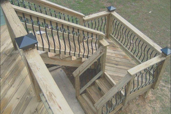 11 Prodigous Stairs Landing Design Collection