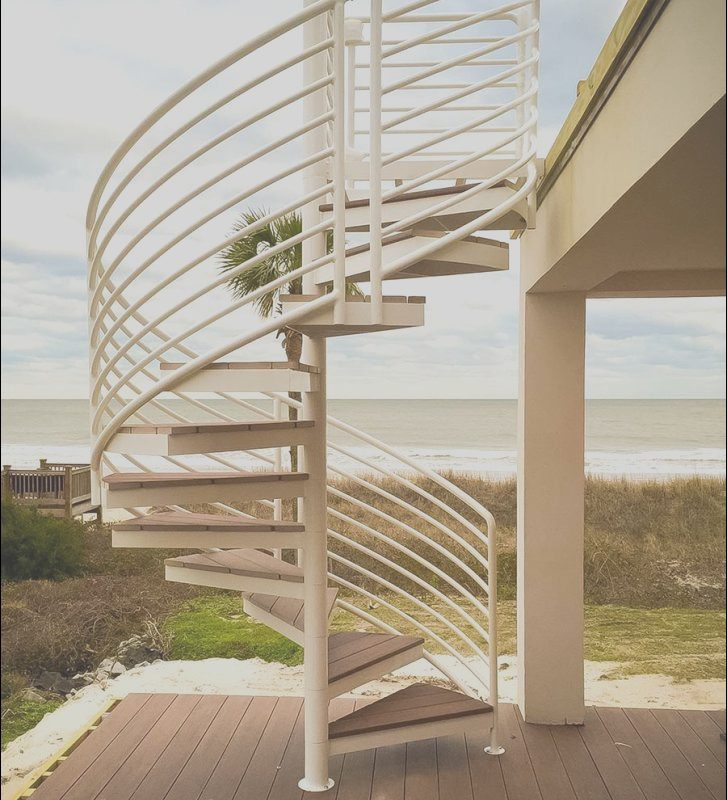 Stairs Outside Design Lovely Spiral Stairs Spiral Staircase