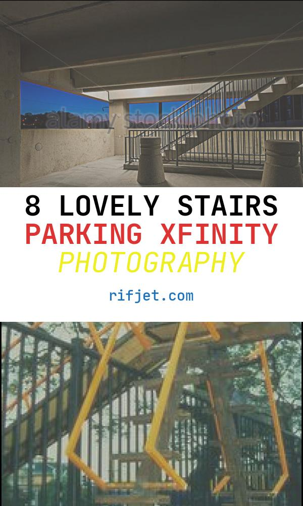 8 Lovely Stairs Parking Xfinity Photography
