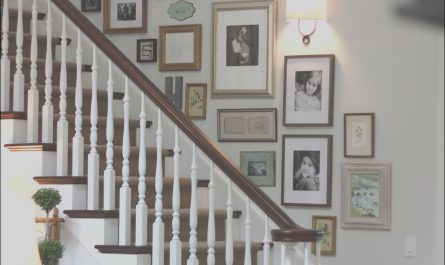 Stairs Wall Decor Lovely I Did It Right This Time
