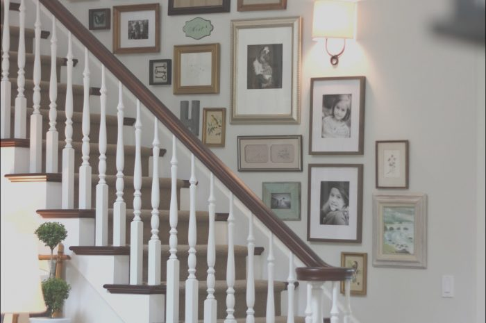 8 Appealing Stairs Wall Decor Images