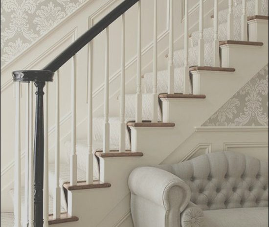 9 Detail Stairs Wallpaper Design Image