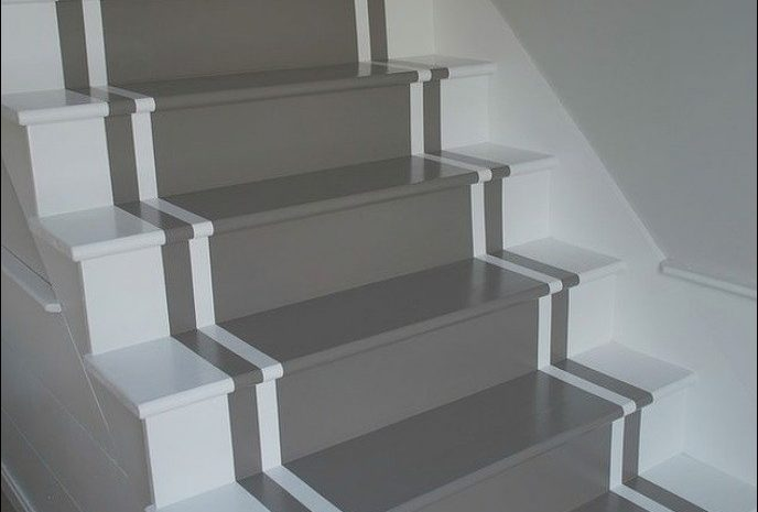 14 Superb Stairs without Carpet Ideas Stock
