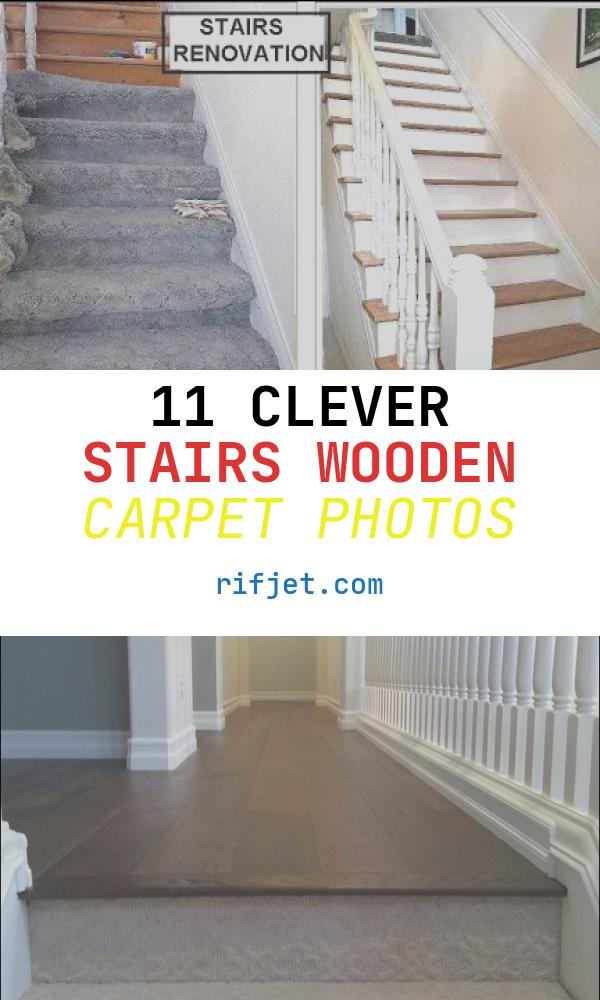 11 Clever Stairs Wooden Carpet Photos
