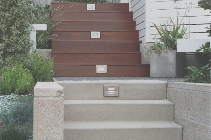 15 Conventional Stairs Wooden Outside Photos