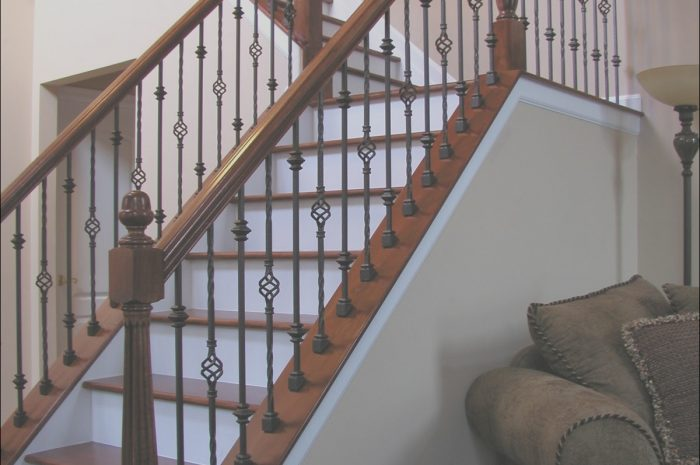 15 Beneficial Steel Staircase Vs Wooden Collection