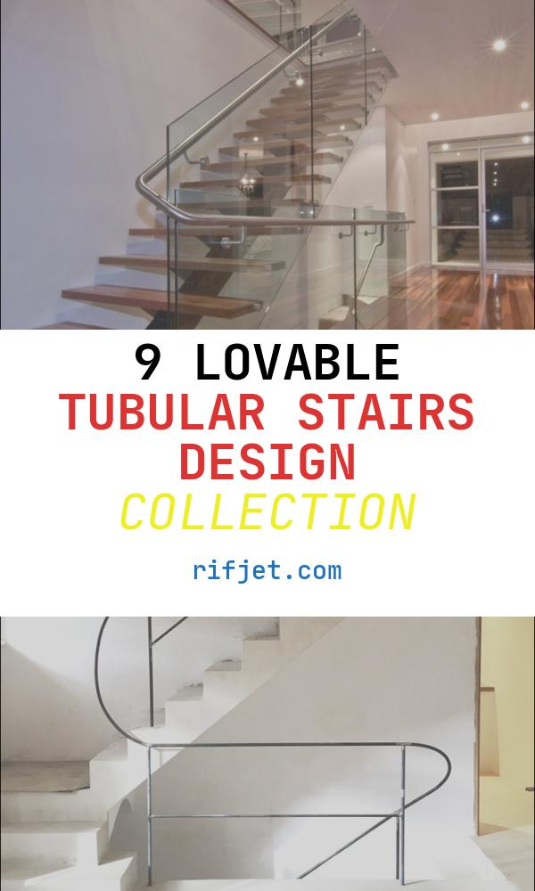 Tubular Stairs Design Best Of Custom Design Stainless Steel Tubular Glass Clear Stair