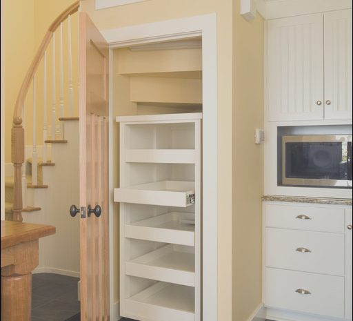 8 Clean Under Stairs Kitchen Pantry Ideas Photos
