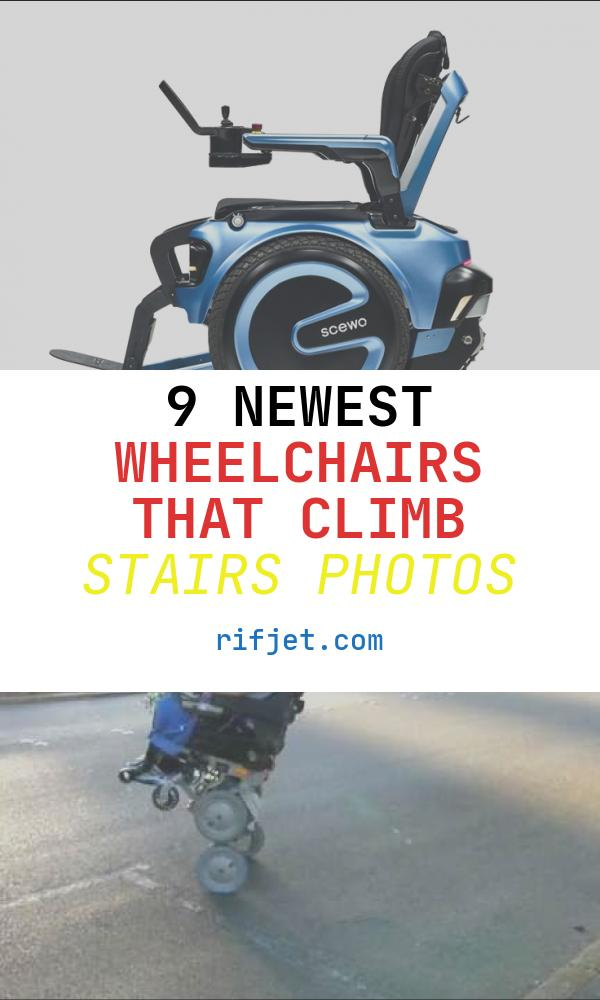 Wheelchairs that Climb Stairs Awesome the Scewo Electric Wheelchair Can Climb Stairs Independently