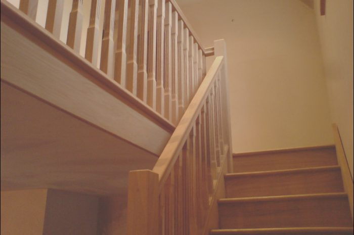 14 Entertaining Wood Stairs Joinery Photos