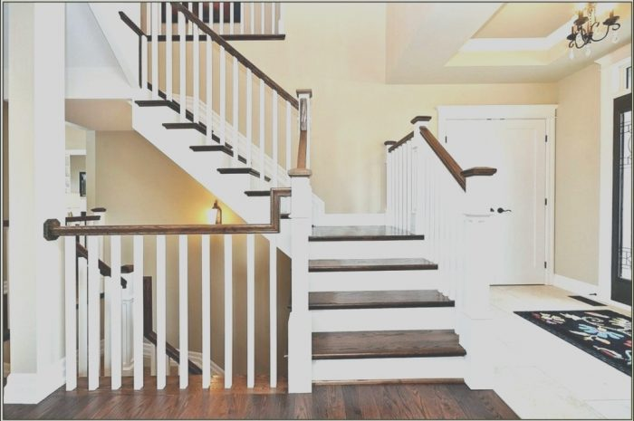 14 Special Wooden Handrails for Stairs Interior Stock